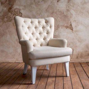 Limpieza de sillón